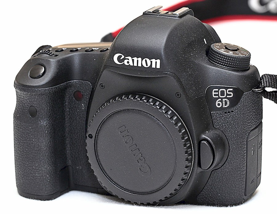 Rent a Canon 6D BODY in Wetteren from Sanne