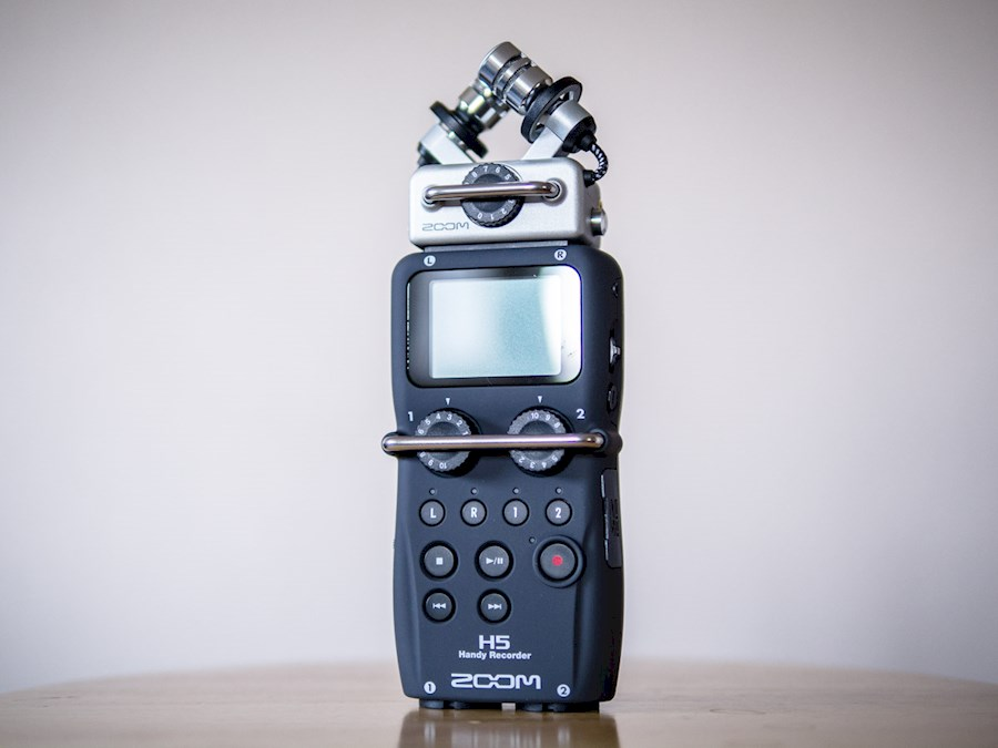 Rent Zoom H5 Audio Recorder from Yuri