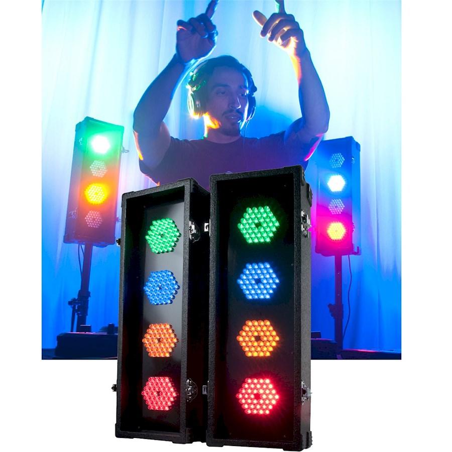 Rent a American DJ Flashback 4 in Castricum from Daniel