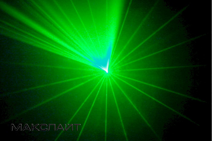Rent a JB systems space - 3 laser in Castricum from Daniel