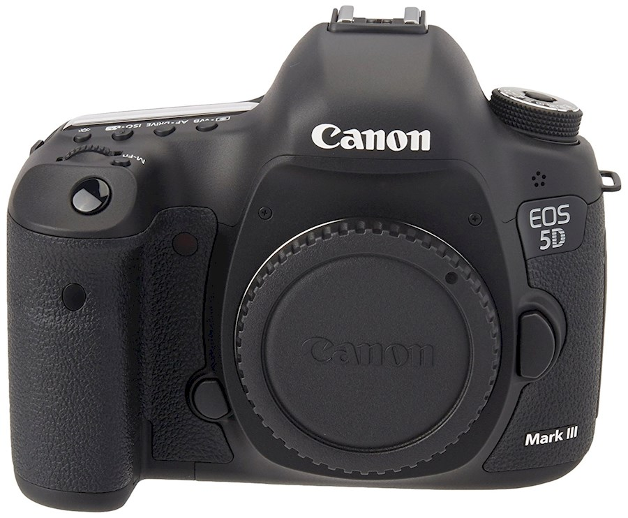 Rent a Canon 5D MK III (Mark 3) in Utrecht from Ben