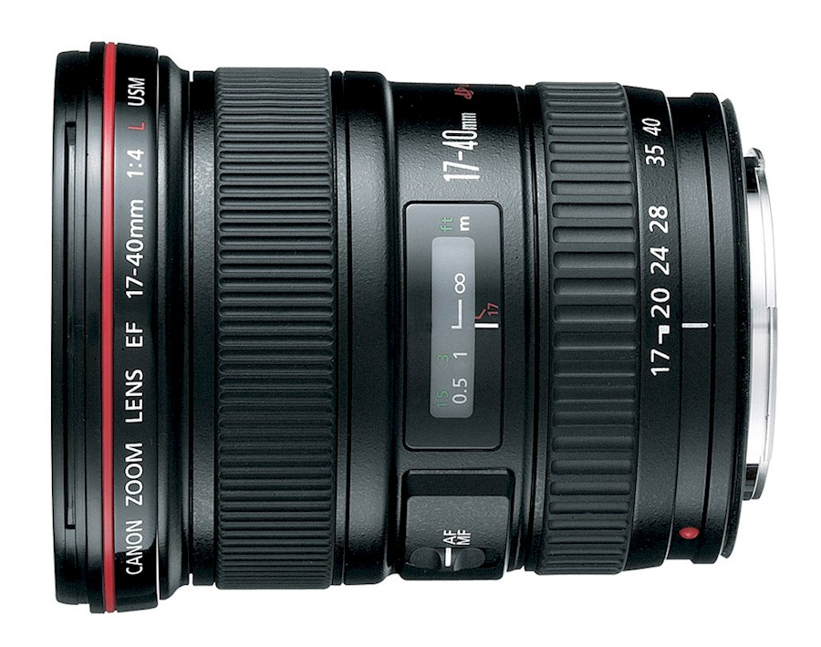 Rent a CANON EF 17-40MM F/4.0 L USM in Utrecht from Ben