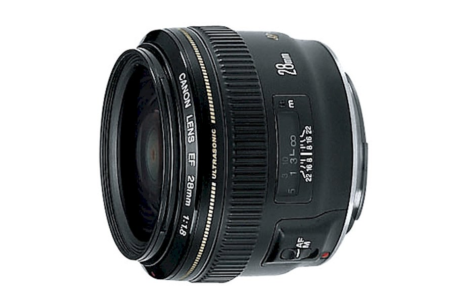 Rent a Canon EF 28 mm f/1.8 USM prime groothoek objectief in Rotterdam from Jonathan