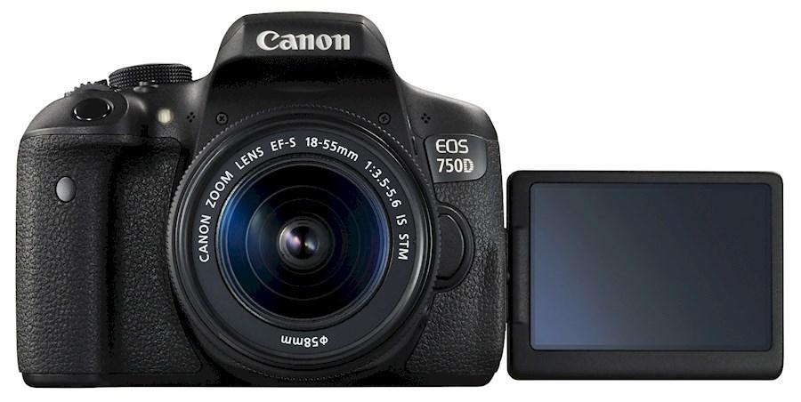 Louer un(e) Canon 750D à Lisse de Dave