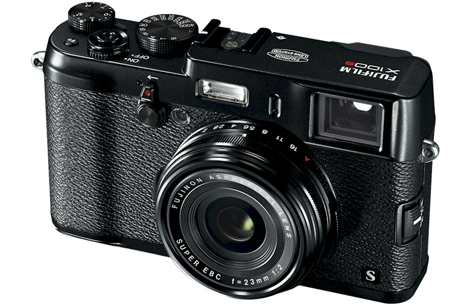 Rent Fujifilm X100S from Rutger