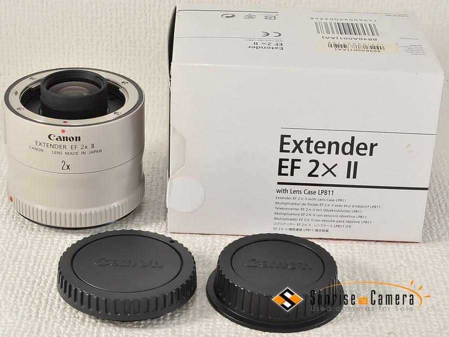 Rent Canon Extender 2x II from Tom