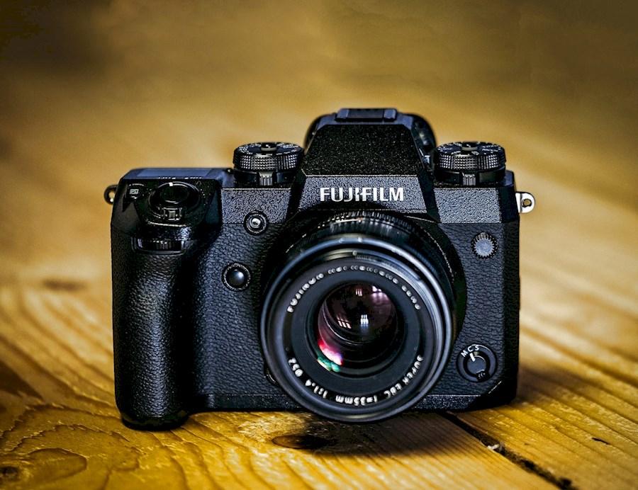 Huur een Fujifilm X-H1 in Beernem van Jens