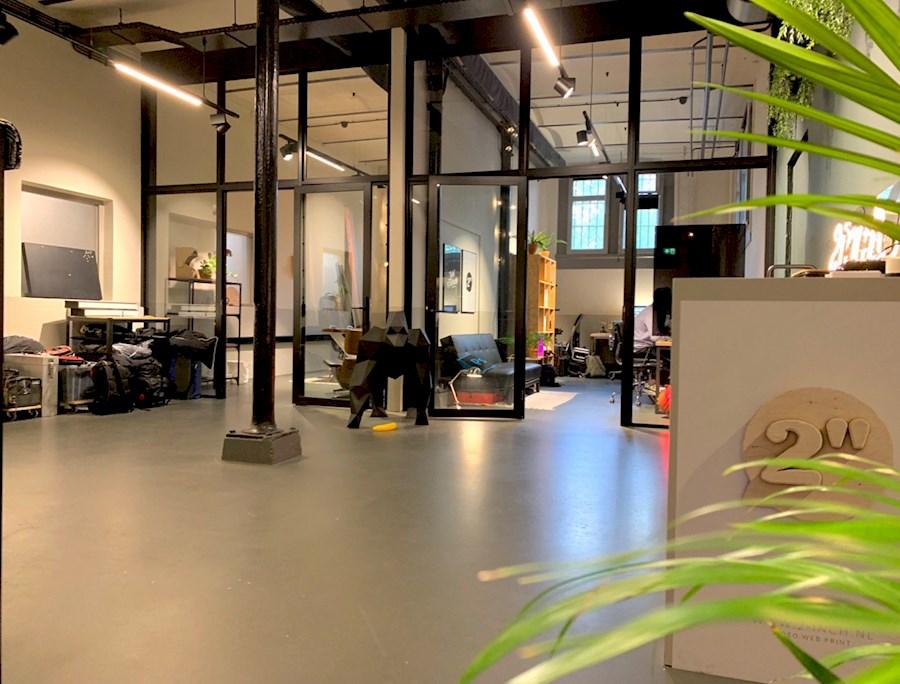 Huur een foto en filmstudio centrum Leeuwarden in Leeuwarden van V.O.F.2-INCH MEDIA
