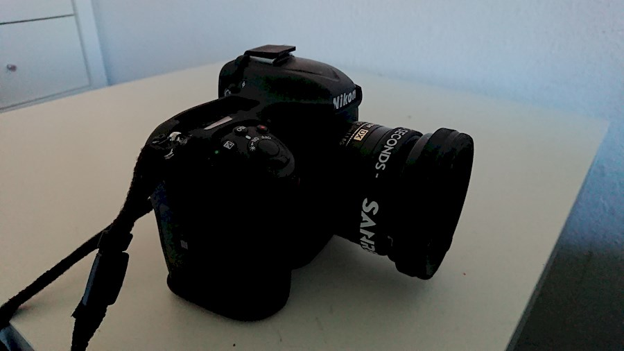 Huur een Nikon D500 in Maastricht van Alan