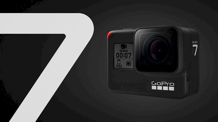 Rent a Gopro hero 7 black edition (inclusief 128gb sd-kaartje, extra batterij en dual batterij oplader) in 's-Hertogenbosch from Jos