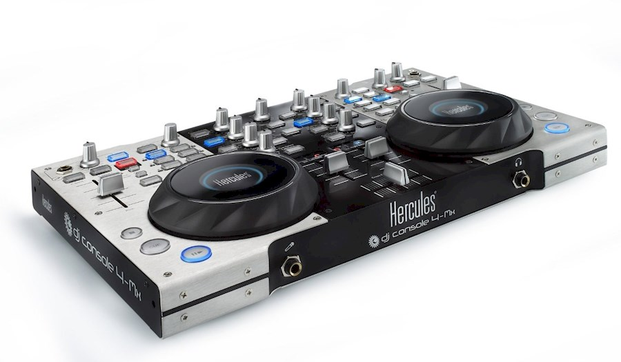 Huur een hercules DJ CONSOLE 4-Mx in Beringen van Mangelschots, Steven