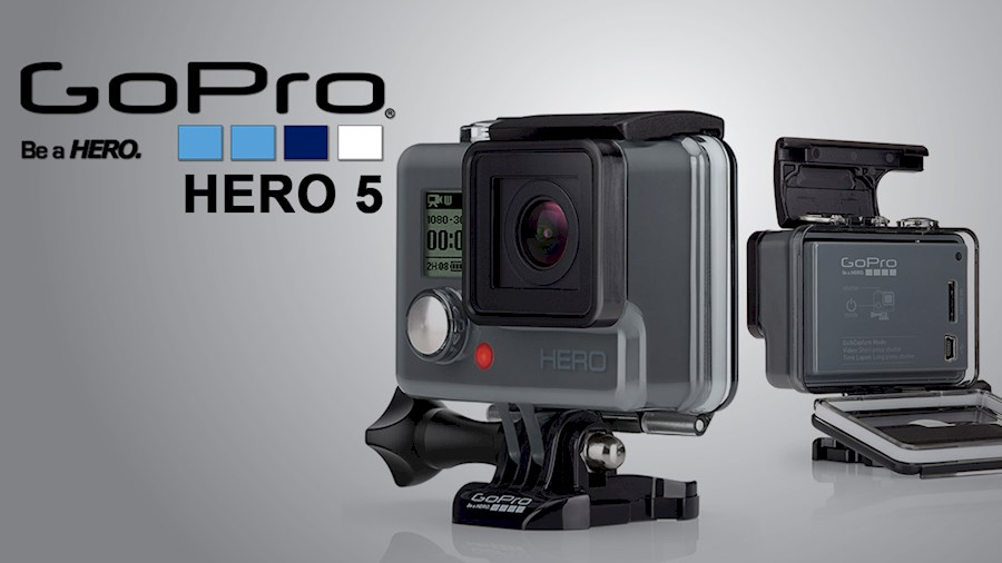 Rent a GoPro Hero 5 in Marsum from Jonathan