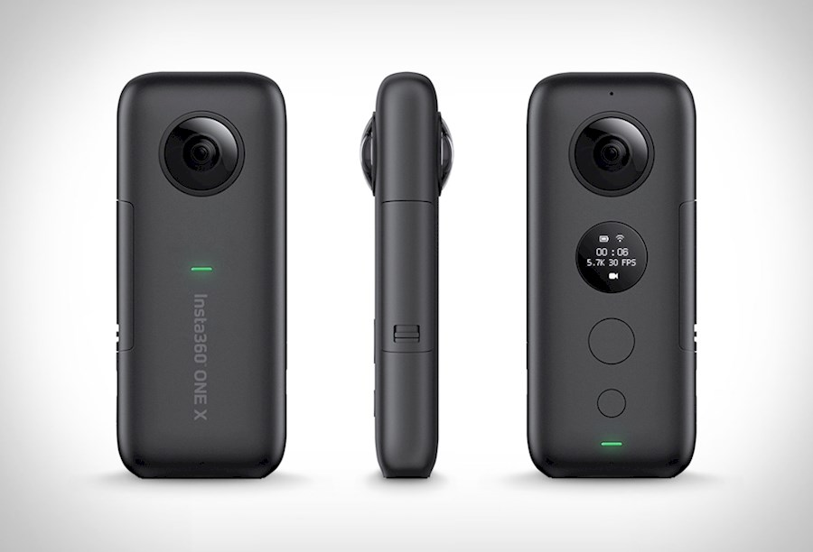 Rent Insta360 One X from Jonathan