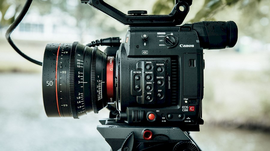 Rent a Canon C200 in Amsterdam from Jacob Pelle