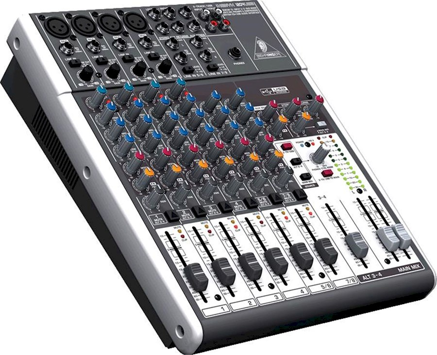 Rent Behringer Xenyx 1204USB from Joris