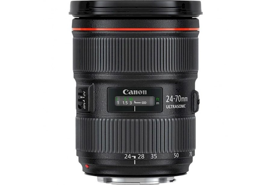 Rent a CANON EF 24-70MM F/2.8 L USM II in Enschede from Indra