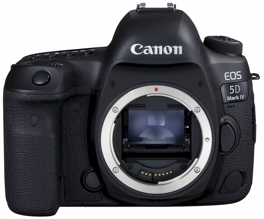 Rent a CANON EOS 5D MARK IV BODY in Enschede from Indra