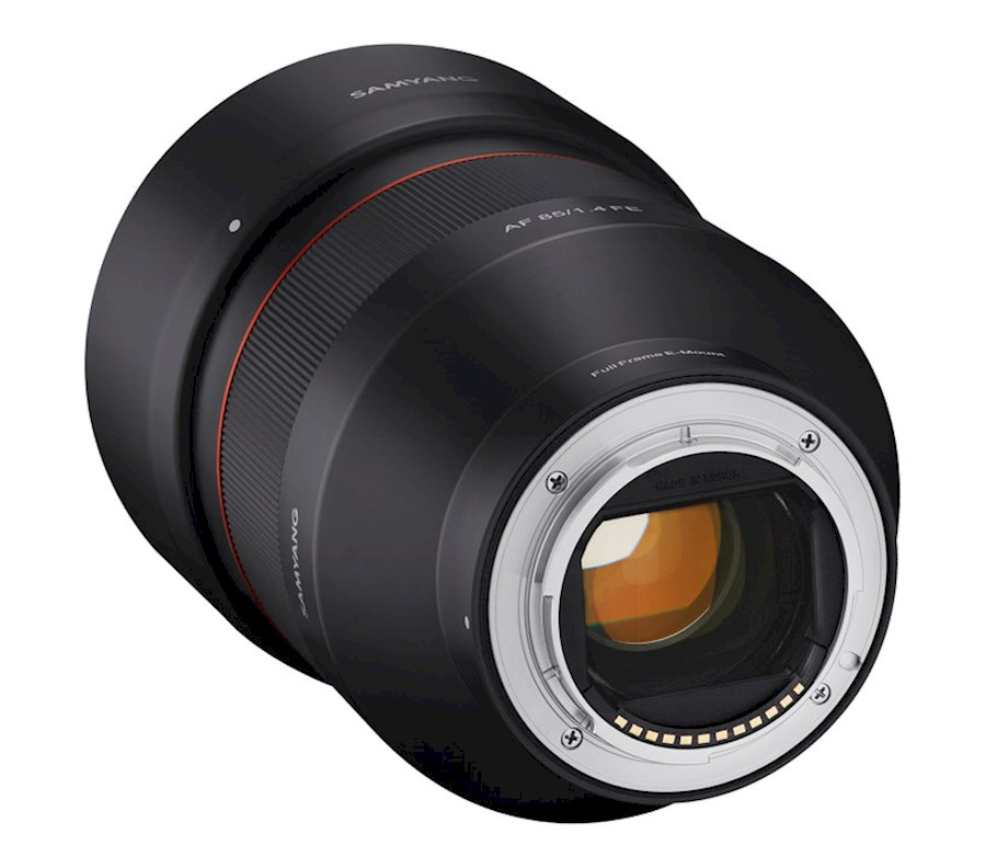 Rent a Samyang AF 85mm F1.4 FE in Nieuw-Vennep