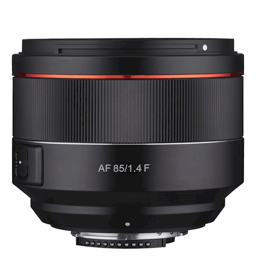 Huur een Samyang 85mm F1.4 F Nikon in Nieuw-Vennep van TRANSCONTINENTA B.V.