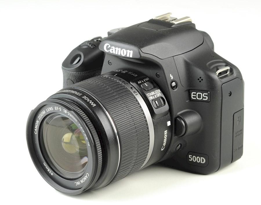 Rent a Canon 500D body in Nijmegen from Quinten