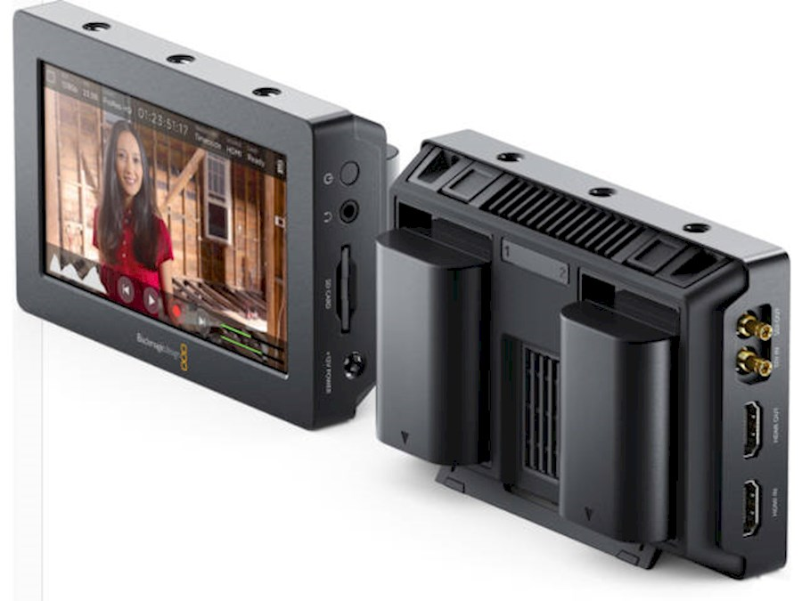 Rent a Blackmgaic video assist in Woudsend from FILMKE.NL