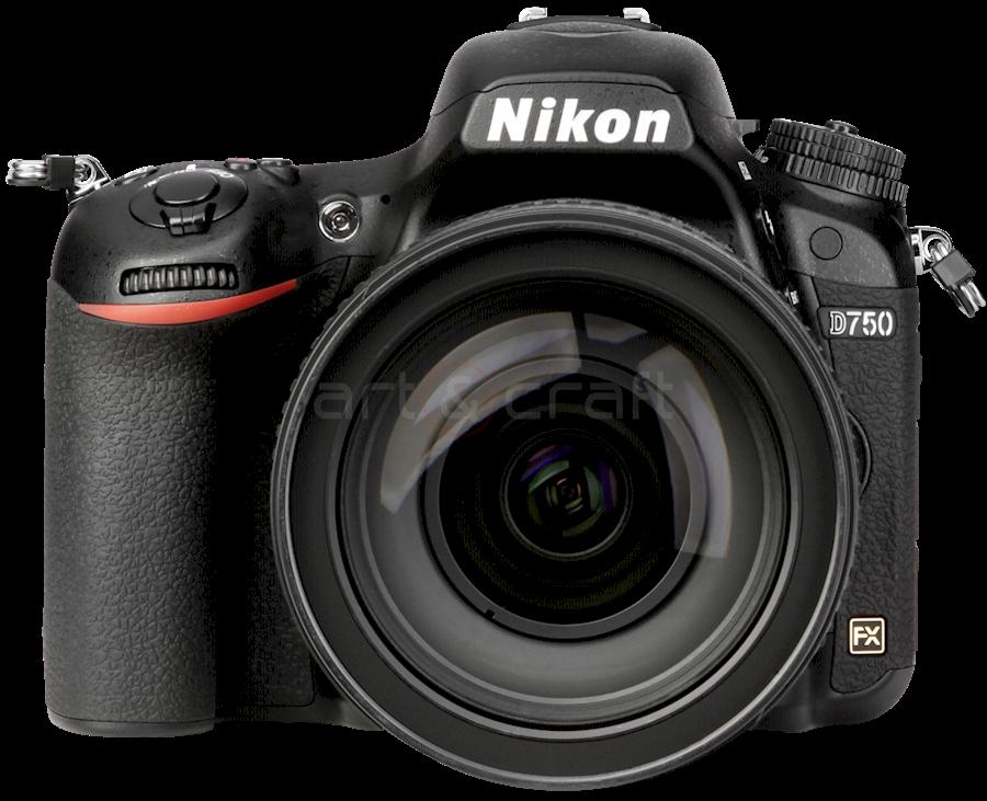 Rent a Nikon D750 body in Breda from BEN VAN OOSTERBOSCH
