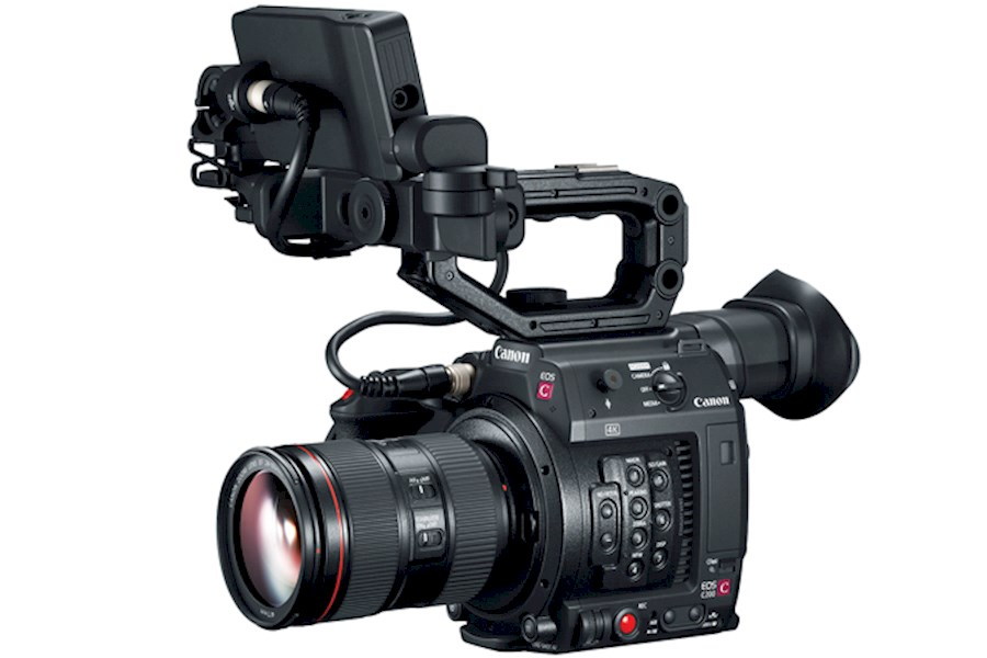Rent a Canon EOS C200 in Almelo from Jaap-Willem