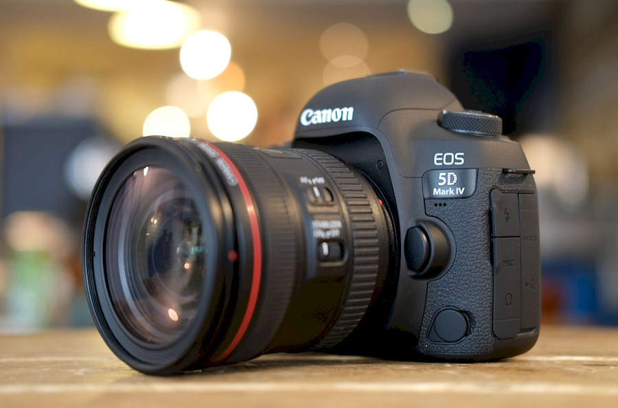 Rent a Canon EOS 5D Mark IV in Almelo from Jaap-Willem