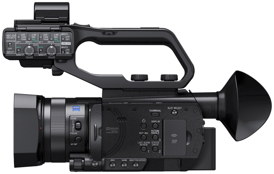 Rent a 1. Sony PXW-X70 in Ronse from BVBA HERTHOG