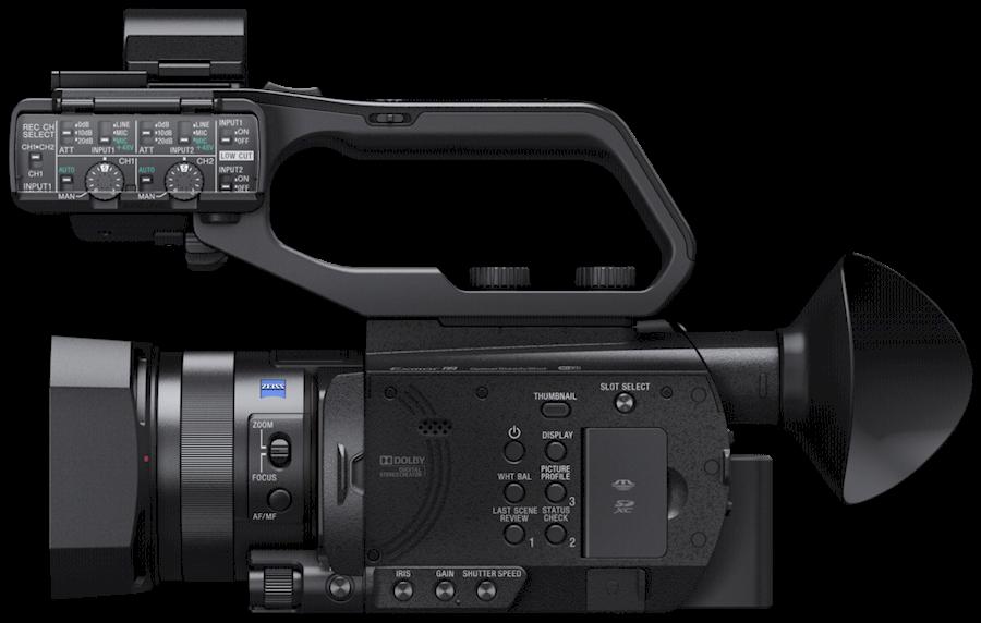 Rent 1. Sony PXW-X70 from BVBA HERTHOG