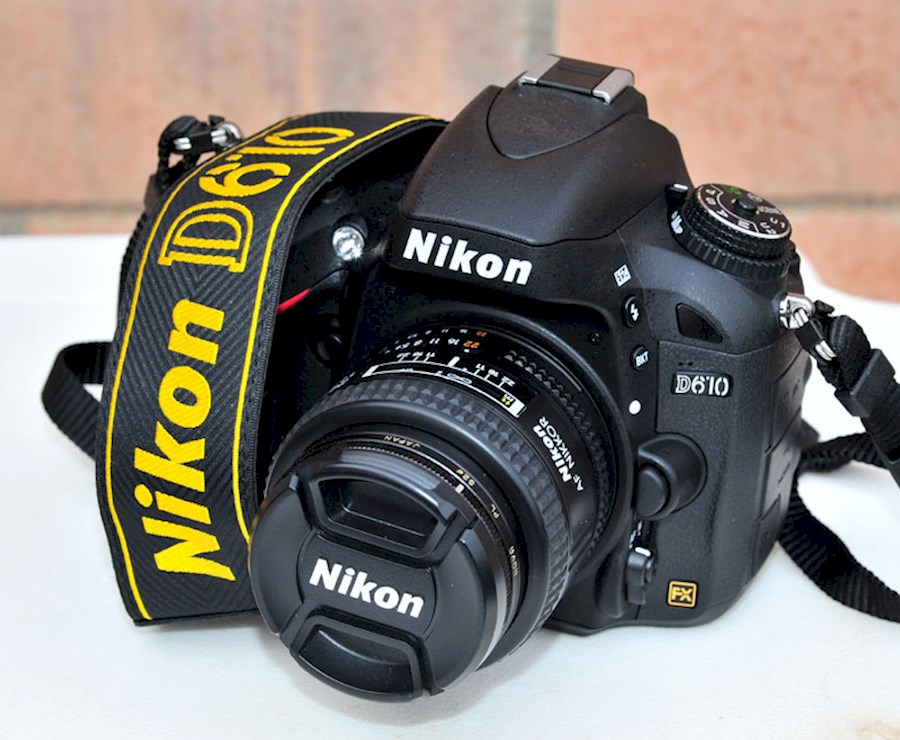 Rent a Nikon d610 in Amsterdam from Rob