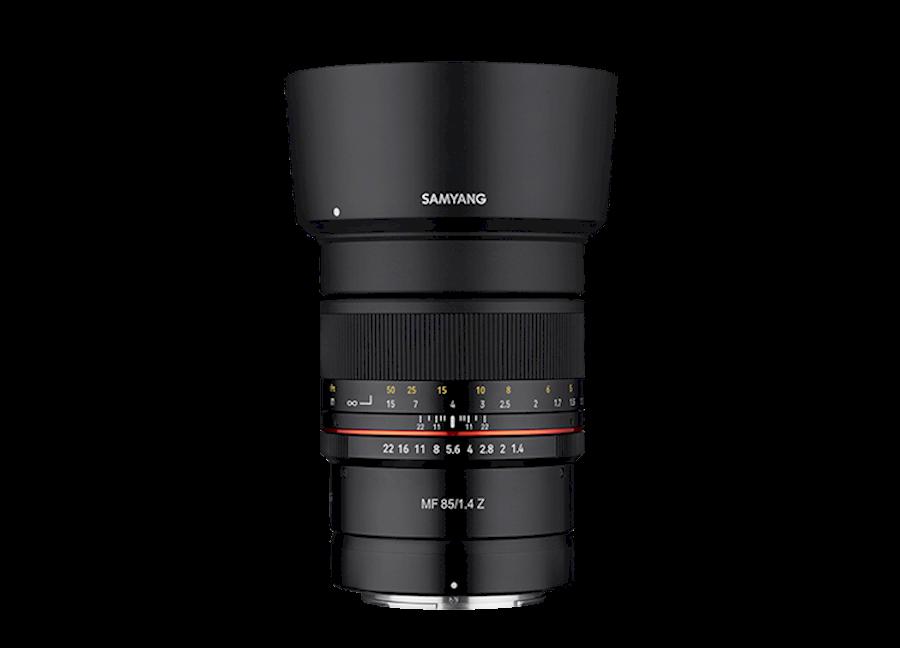 Huur een Samyang 85mm F1.4 Z Nikon in Nieuw-Vennep van TRANSCONTINENTA B.V.