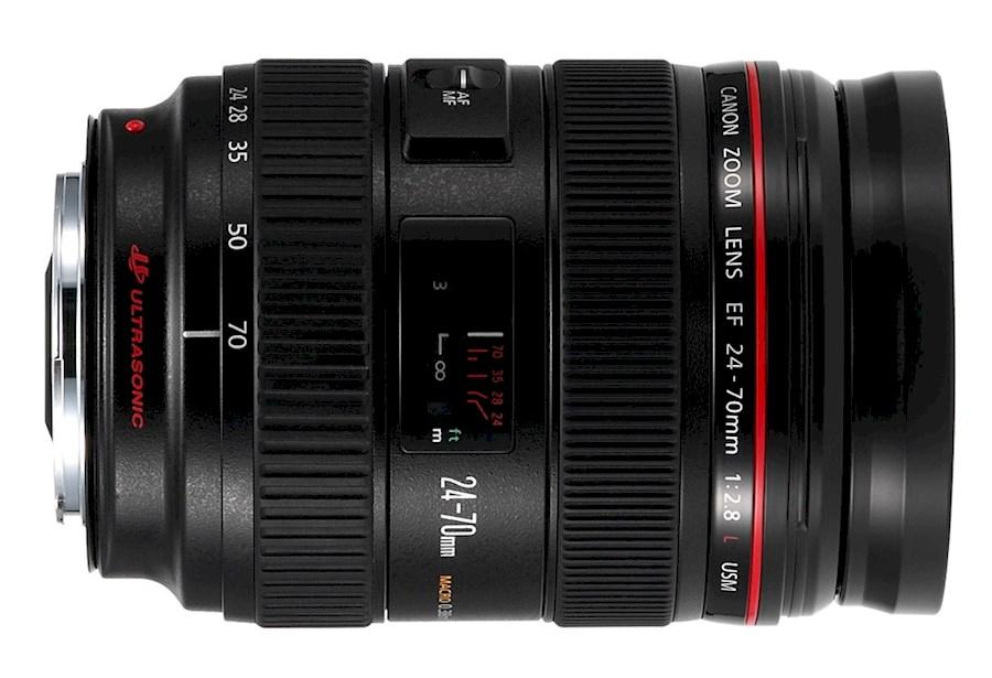 Louez Canon 24-70mm f 2.8 L ... de Federico