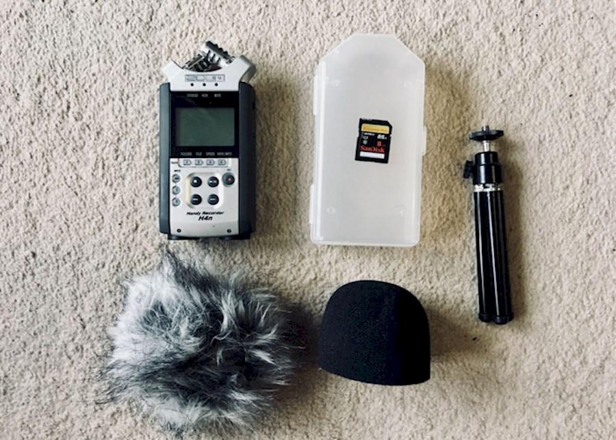 Louez Zoom H4N Audio Recorder de Federico