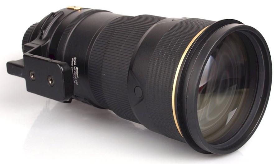 Rent AF-S NIKKOR 300mm f/2.... from David