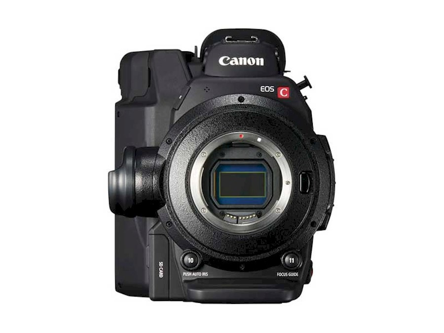 Rent a Canon C300 MKii in Amsterdam from Keith