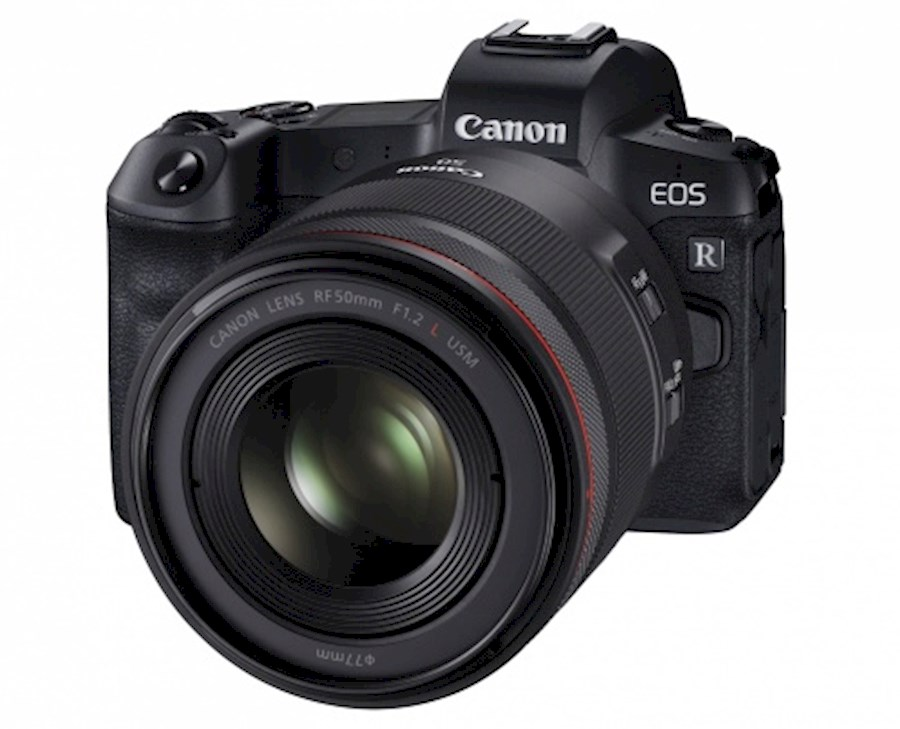Rent a Canon Eos R + EF mount adapter in Schagen from SUPERSOUND MUSIC