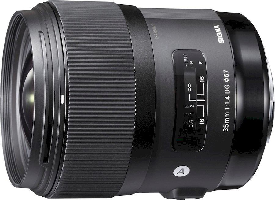 Rent a Sigma 35mm f/1.4 DG HSM Art Canon in Emmen from Richard