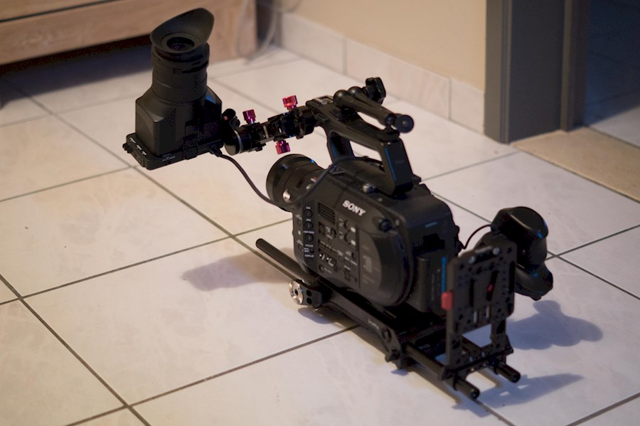 Rent a SONY FS7 - READY TO SHOOT KIT in Genk