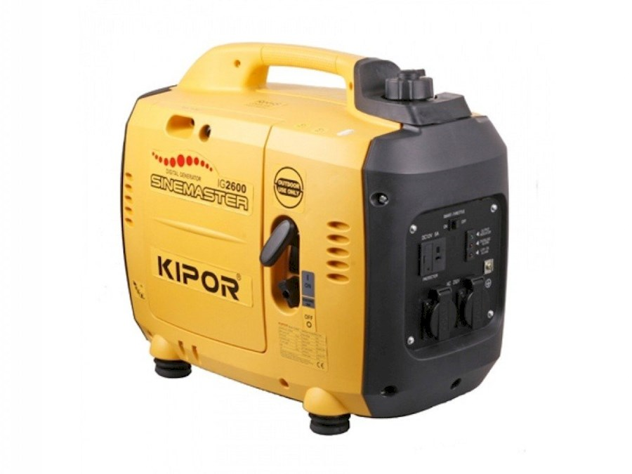 Rent generator. kipor 2600 ... from P A REIJNDERS