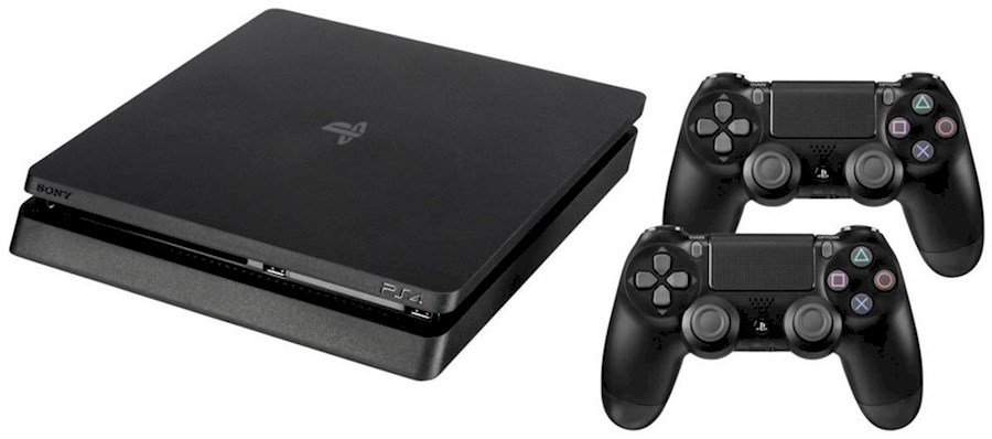 Rent a Playstation 4 PRO incl 2 controllers & 6 games in Zwolle from Bernard