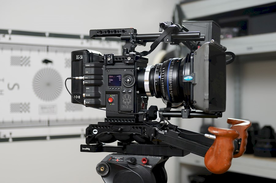Rent a RED EPIC-W HELIUM 8K - ADVANCED KIT in Antwerpen from Rutger-Jan