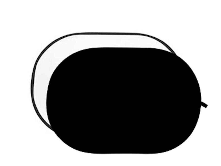 Rent a GODOX | zwart/wit Reflector disc 80x120cm in Heerlen from Ivo