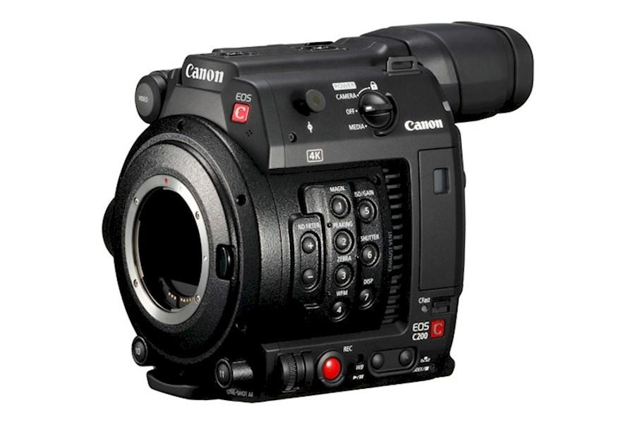 Louer un(e) Canon EOS C200 BODY à Almere de Yarnell