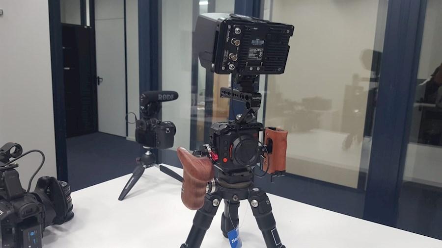Rent a Z-CAM E2 BODY + PORTKEYS BM5 + 1TB SSD MEGASET in Almere from PIXEL STUDIOS