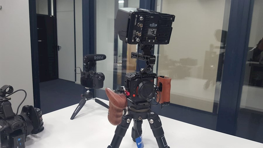 Rent Z-CAM E2 BODY + PORTKE... from PIXEL STUDIOS