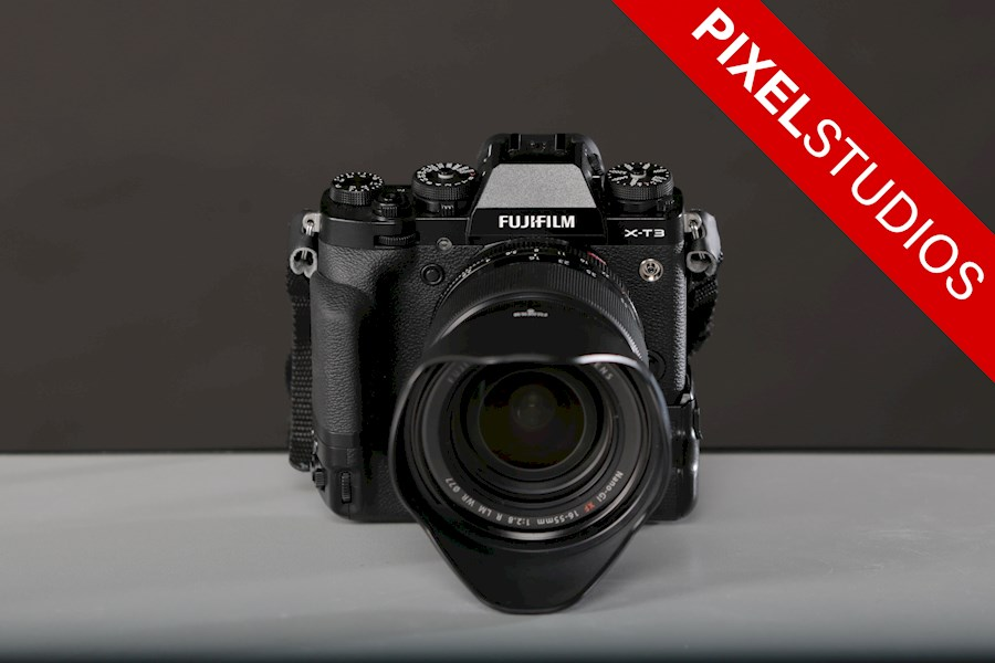 Rent a FujiFilm XT-3 + Fujifilm XF 16-55mm F/2.8 R LM WR + Battery Grip [SUPERSET] in Almere from Yarnell