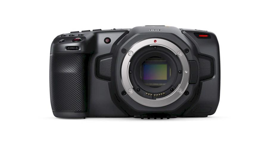 Rent a Blackmagic Pocket cinema camera 6k (Complete set) in Nijmegen from FACEMAGIC PRODUCTIONS