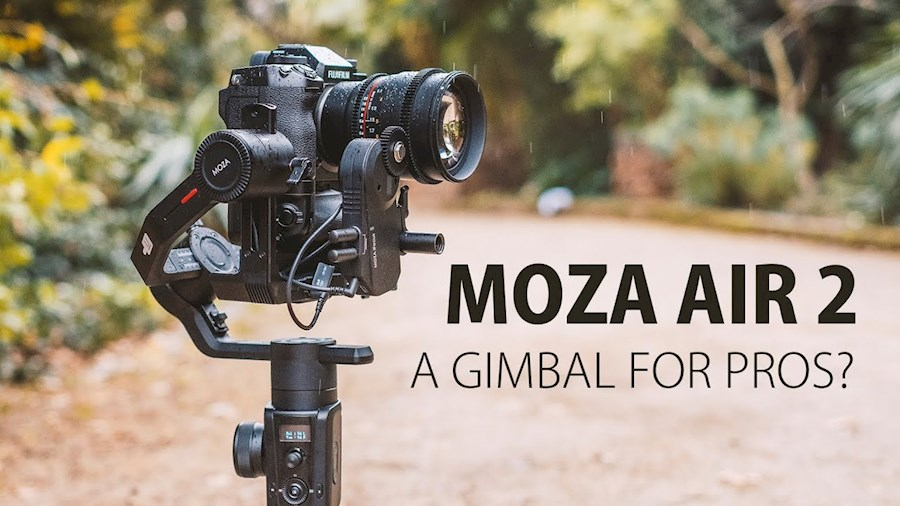 Louez Moza Air 2 Gimbal de FACEMAGIC PRODUCTIONS