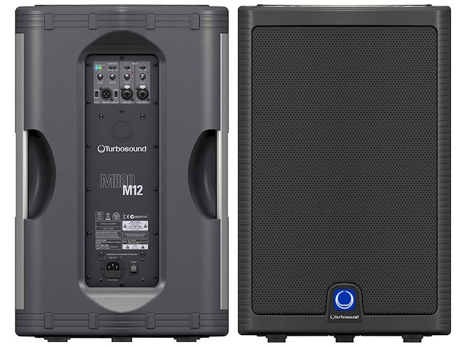 Huur Actieve speakerset (2x... van Christian